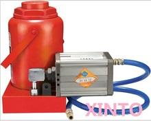 32T-100T Pneumatic strengthener for hydraulic jack, pneumatic power booster for hydraulic oil jack(China (Mainland))