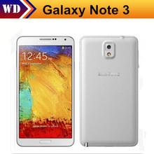 "Black Friday Samsung Galaxy Note 3 Mobile Phone ROM 16G Android 4.2 Quad Core 3G RAM 13MP Camera 5.7""Screen Refurbished Phone(China (Mainland))"
