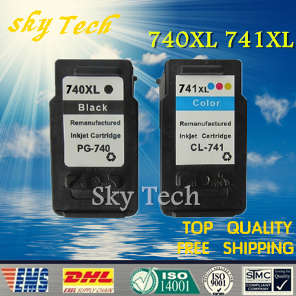Remanufactured ink cartridge suit for PG740 CL741 ,PG-740XL CL-741XL suit for Canon MX517 MX437 MX377 MG4170 MG3170 MG2170<br><br>Aliexpress