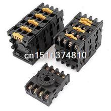 1PF083A 8P Screw Terminal Relay Socket Base DIN Rail JTX-2C - A Evan s Store store