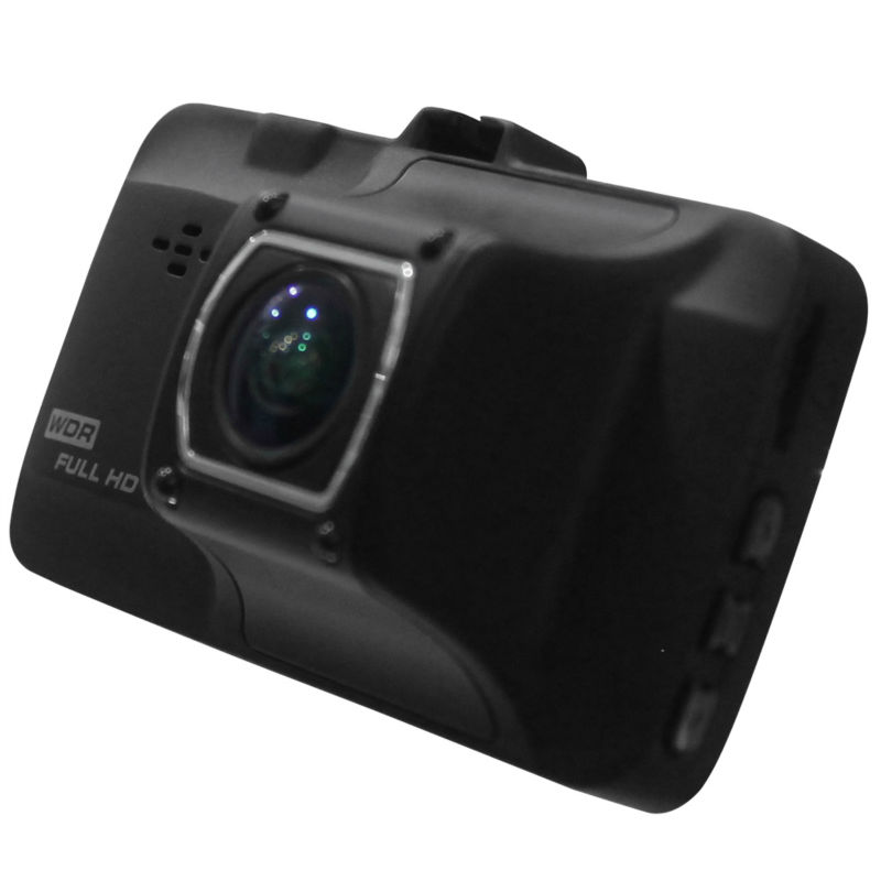 Car DVR 500W pixel high-end illumination CMO/1920 * 1080P /30 frames Full HD high-definition resolution/motion detection