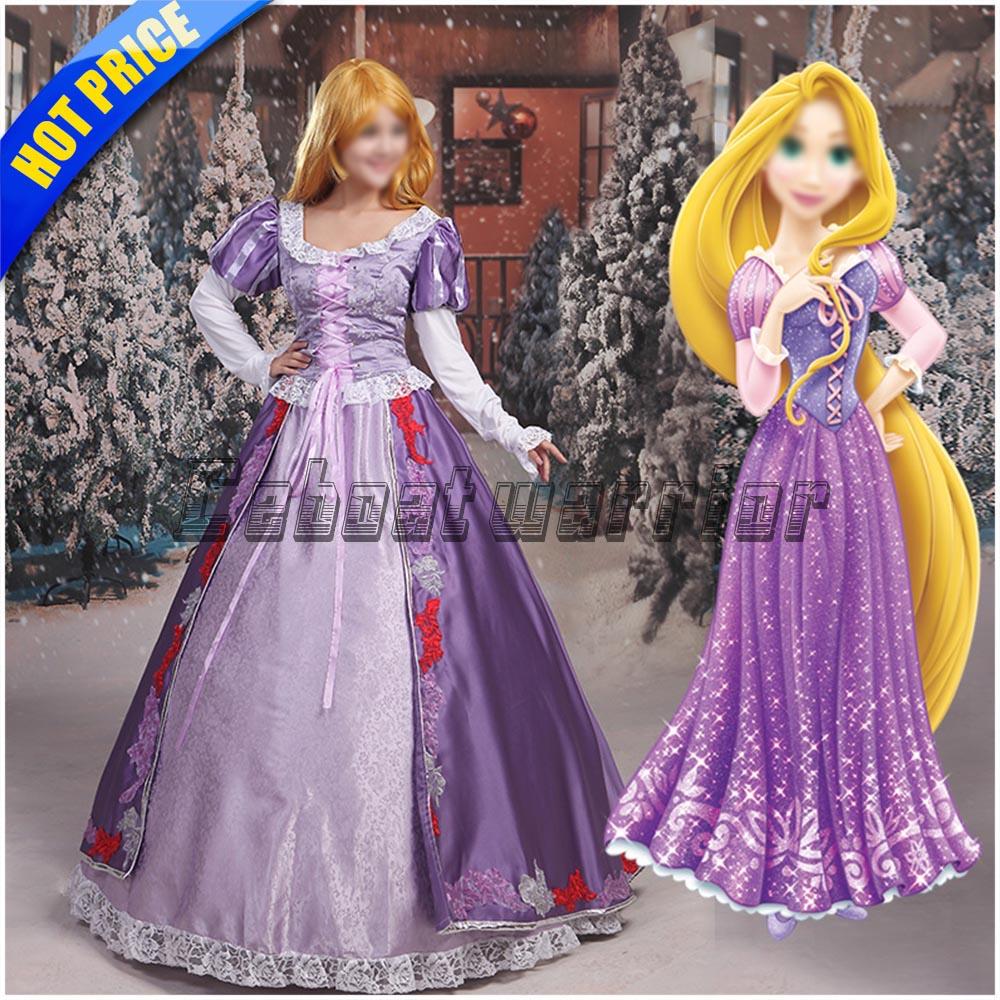 rapunzel costume pour adultes promotion achetez des rapunzel costume pour adultes promotionnels. Black Bedroom Furniture Sets. Home Design Ideas