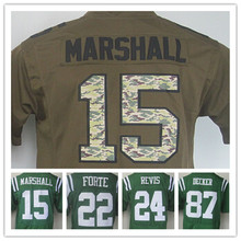 Best quality jersey, 15 Brandon Marshall 22 Matt Forte 24 Darrelle Revis 87 Eric Decker Fast Shipping(China (Mainland))
