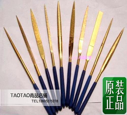 Pure diamond file blade knife sharpening stone pulpstone knife diy cuodao 5 180(China (Mainland))