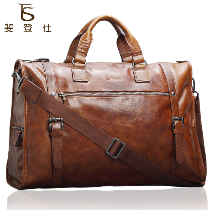Leather Carry On Luggage For Men | All Discount Luggage