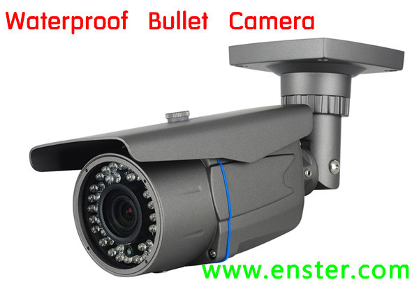 IP66 Waterproof Bullet Camera  EST-W12020C-C  Color 1/3 CMOS/DIS 1200TVL  CMOS  Low Illumination,IR-CUT Lens: Board Lens 3.6mm<br><br>Aliexpress