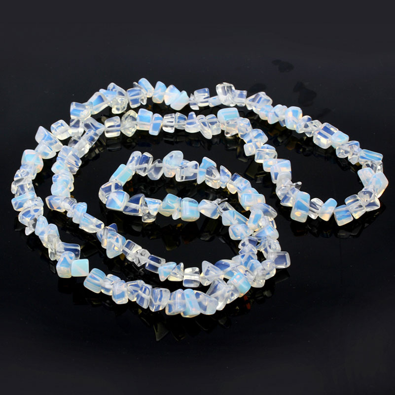 1 String Synthetic Opal Beads Crystal Stone Cabochon Bead Mix Size Shape Cuentas Y Abalorios Perlas Para Bisuteria ABS2(China (Mainland))