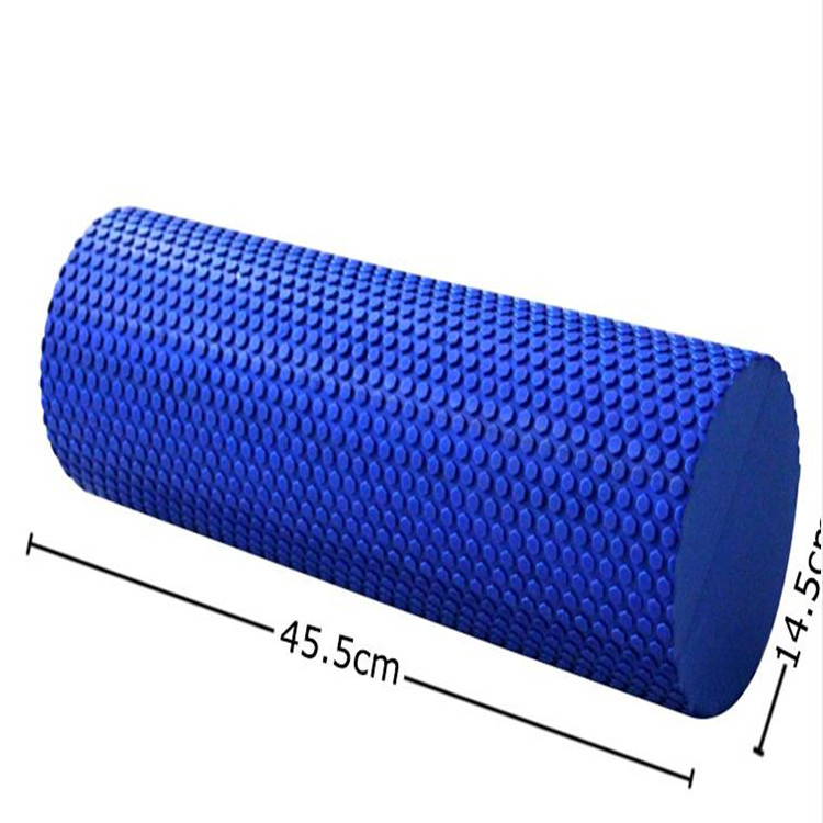 2015 Hot Solid EVA High quality yoga column massage to relax the muscles Fitness Pilates roller foam roller foam roller bar(China (Mainland))