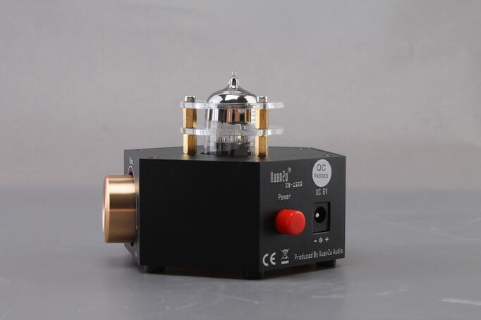Fever HIFI high current class A tube thrust ear amp diy small tube power amplifier U303(China (Mainland))