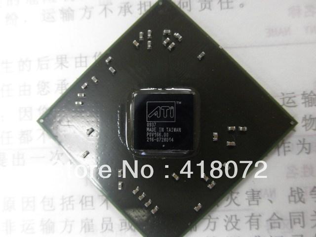 NEW & ORIGINAL ATI computer bga chipset 216-0728014 216 0728014 graphic IC chips