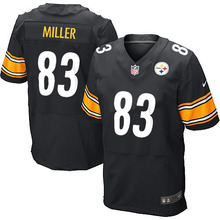 Stitiched,Pittsburgh Steelers,HEATH MILLER(China (Mainland))