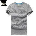 Men s T shirts Brand JOHN CABOT Summer M 6XL Mens t shirt Short Sleeve O