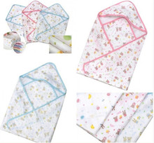 Free shipping character color  comfortable warm soft cotton baby sleeping bag
