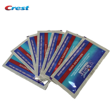 Crest Luxe 3D Whitestrips Advanced Vivid Original Oral Hygiene Teeth Whitening Dental Care Products 7/10/14/20 treatmens
