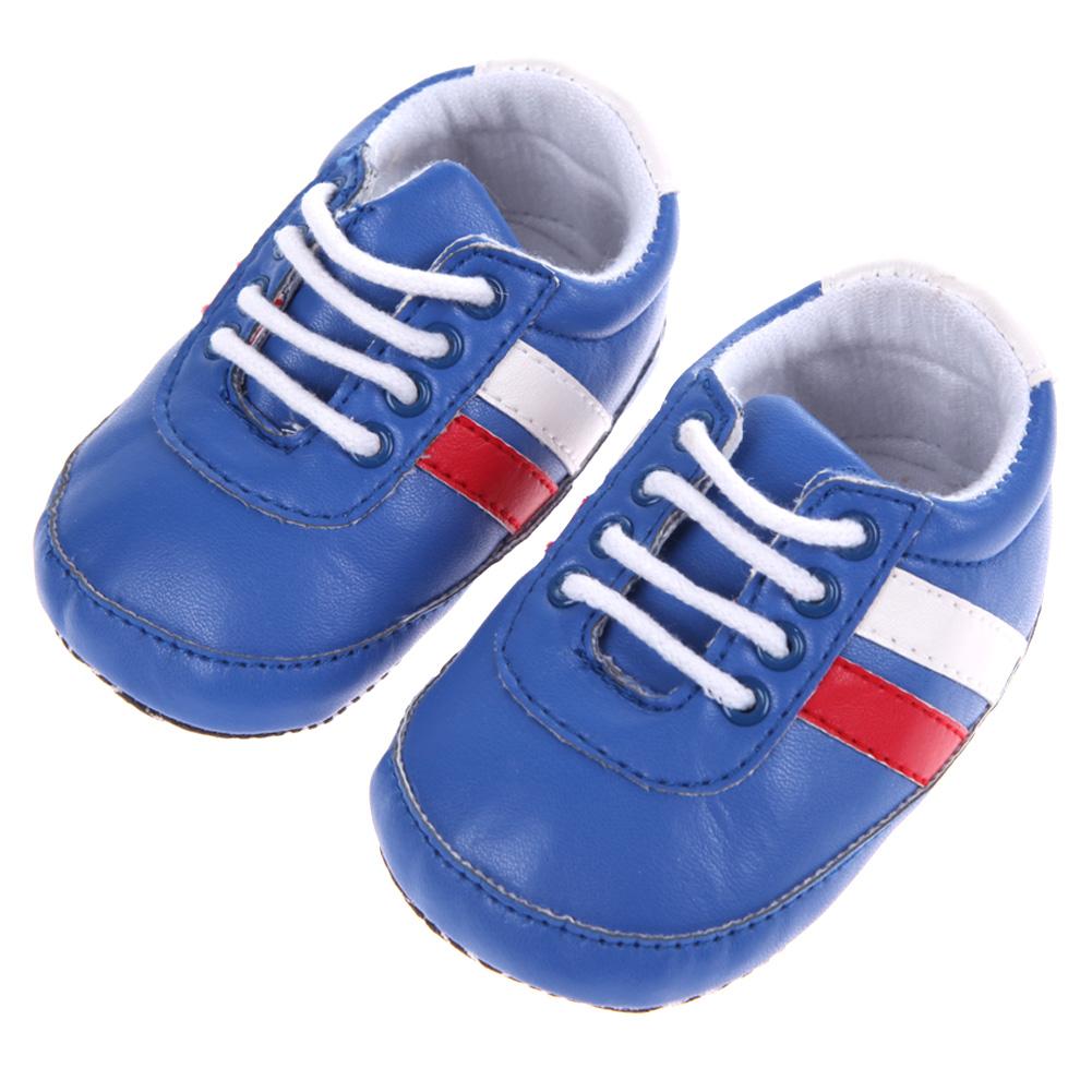 BS#S Baby Kids Casual PU Moccasins Prewalker Anti-Slip Walkers Bowknots Shoes <br><br>Aliexpress