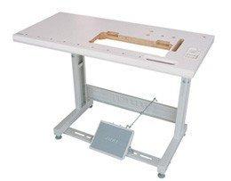 Machine coudre industrielle support et de table dans de - Table machine a coudre ...
