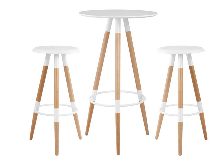 Bar creative simple and stylish European-style chair leisure stool tables<br><br>Aliexpress