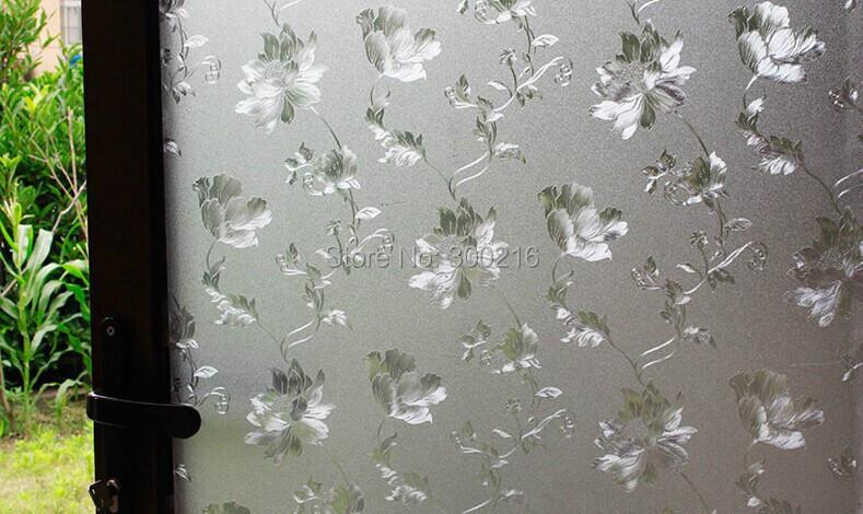 New product self adhesive home decor window glass pvc for Vinyl window designs ltd complaints