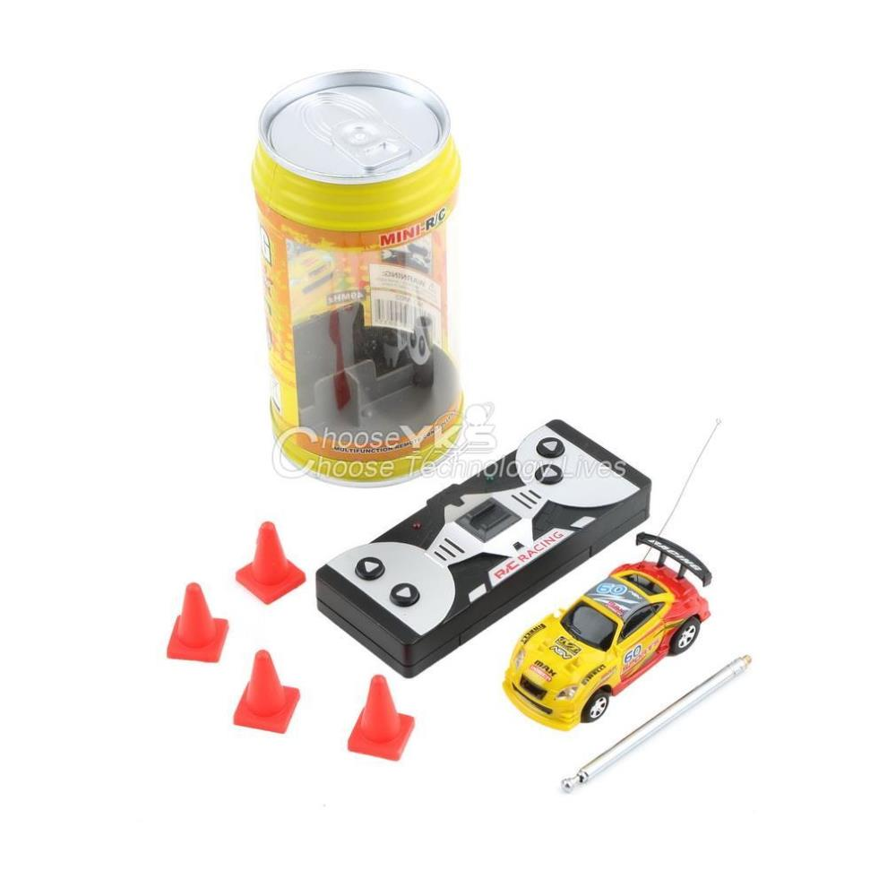 Гаджет  Coke Can Mini Speed RC Radio Remote Control Micro Racing Car Toy Gift New YKS None Игрушки и Хобби