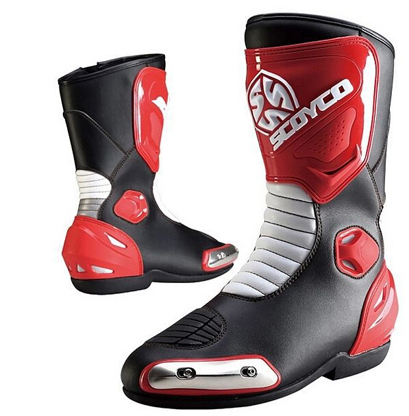 Men Motorcycle boots Bikers Motocross racing boot Motorbike Moto shoes sidi Botas Motorcycle Motorboats(China (Mainland))