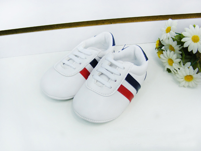 Hot European and American Style baby shoes toddler shoes soft bottom First Walkers(China (Mainland))