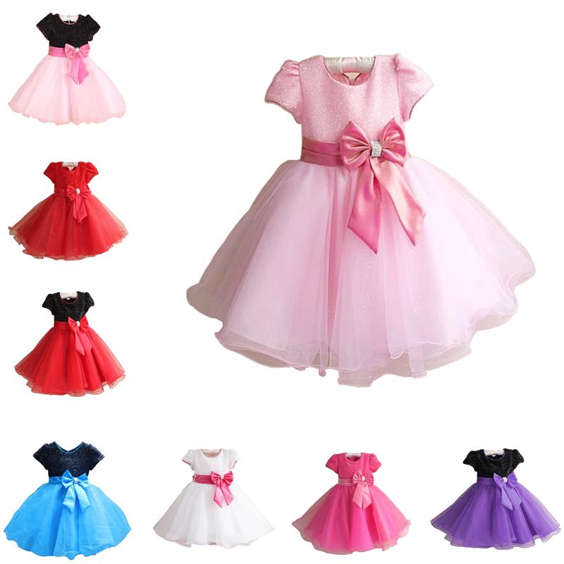 2016 New Design Luxury New Princess Girl Dress Kids Baby Girl Dress Children Clothing Dress Girls Cosplay Applies 3-10 Age(China (Mainland))