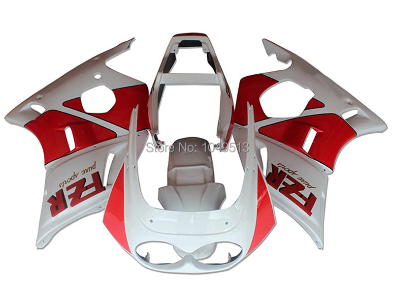 Promotion completed set abs body kit for fzr 400 fairings for Yamaha fzr fairings