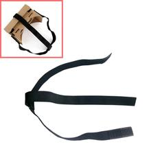 Beautiful Gift 100% Brand New 2016 DIY Head Mount Strap For Google Cardboard vr Virtual Reality 3D Glasses Free Shipping Dec05