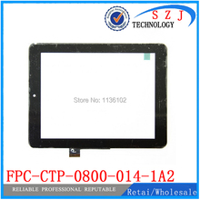 Original 8 inch 198*150mm touch screen panel FPC-CTP-0800-014-1A2 Tablet PC FPC-CTP-0800-014-2 Free shipping