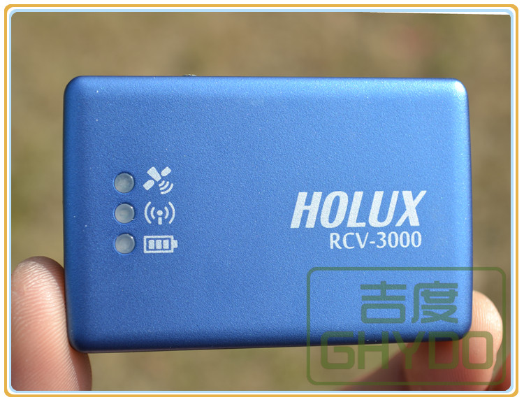 Wholesale Holux Bluetooth Wireless GPS Receiver outdoor Data Logger RCV-3000 with EzTour for Laptop/PC Advanced M-1000C/M-1000(China (Mainland))