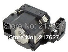 Free shipping projector lamp ELPLP41 V13H010L41 bulb with housing use for EB-S6 X6 S5 S52 S62 X5 X52 X62 EX30 EX50 TW420 W6 77C