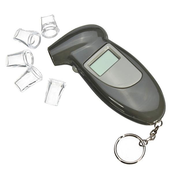 Профессиональное изготовление цифровой алкоголя в выдыхаемом воздухе / дыхание тестер / прямая поставка автомобилей детектор
