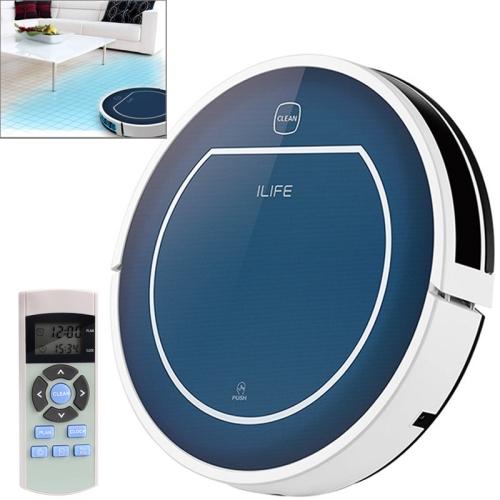 (Free to Russia) Original CHUWI ILIFE V7 Bluetooth Mini Robotic Vacuum Cleaner for Home APP Bluetooth Remote Control(China (Mainland))