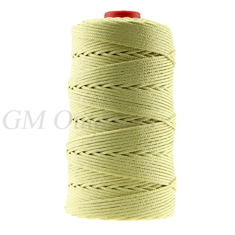 FREE SHIPPING Braided Kites Line 1000LB 152m / 500ft Kevlar Fiber Large Kite Line String / For Outdoor Fishing / Kite / Working(China (Mainland))