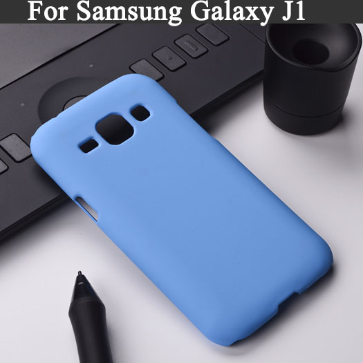 For Samsung Galaxy J1 Phone Case Ultra Thin RUBBER Frosted Series Hard PC Cover For Samsung Galaxy J1 J100H J100M Phone case(China (Mainland))