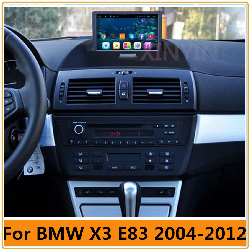 8 inch Android Car DVD Player GPS Navigator Stereo Multimedia Bluetooth Video for BMW X3 E83 2004 2005 2006 2007 2008 2009 2010+(China (Mainland))