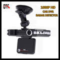 2 in 1 Multifunctional Car DVR Radar Detector 1080P HD dash cam G sensor Car Camera