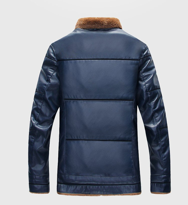 Winter Leather Jacket Men Thickening Warm Windbreak Outwear Lamb Fur Collar mens leather Jackets and Coats Plus Size M-6XL (11)