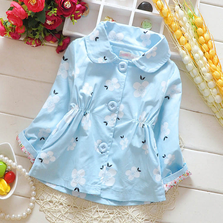 Jaqueta Family Clothing 2015 New Autumn Girls Coat Fashion Pattern Kids Girls Jacket Prince Baby Girl Coats Casaco Infantil(China (Mainland))