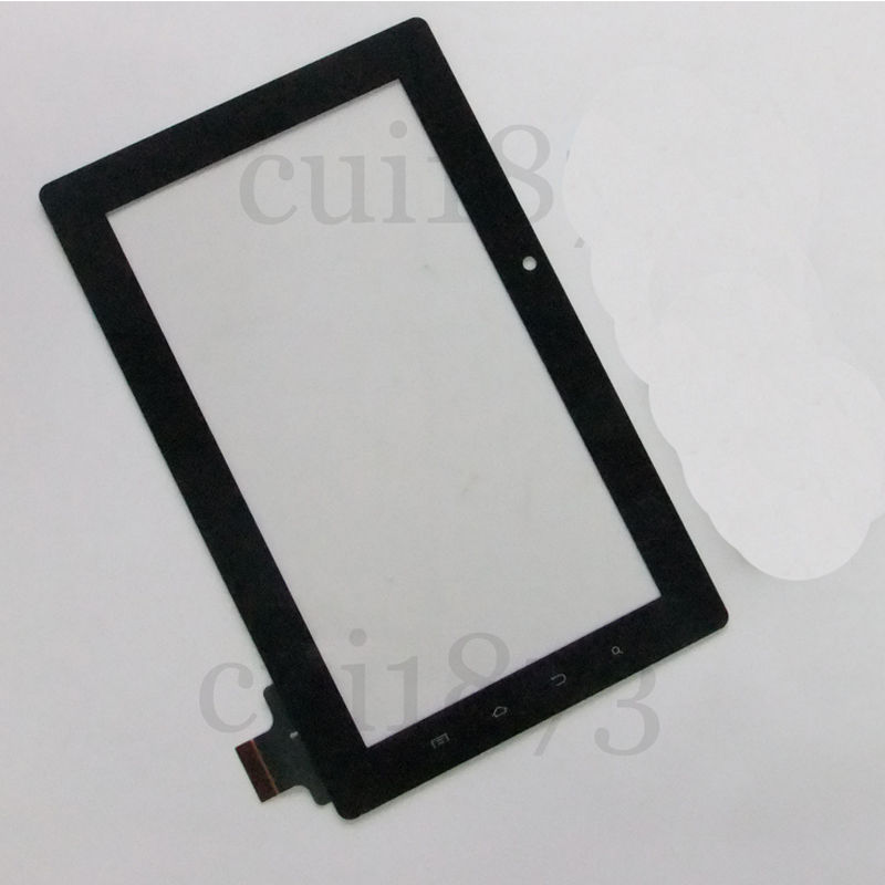 """Best price Replacement for Freelander Tablet PC PD10 PD20 15.5MM Flex 7"""" Touch Screen Digitizer Glass free tools(China (Mainland))"""