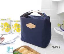 Thermal Cooler Insulated Waterproof Lunch Carry Storage Picnic Bag Pouch lunch bag