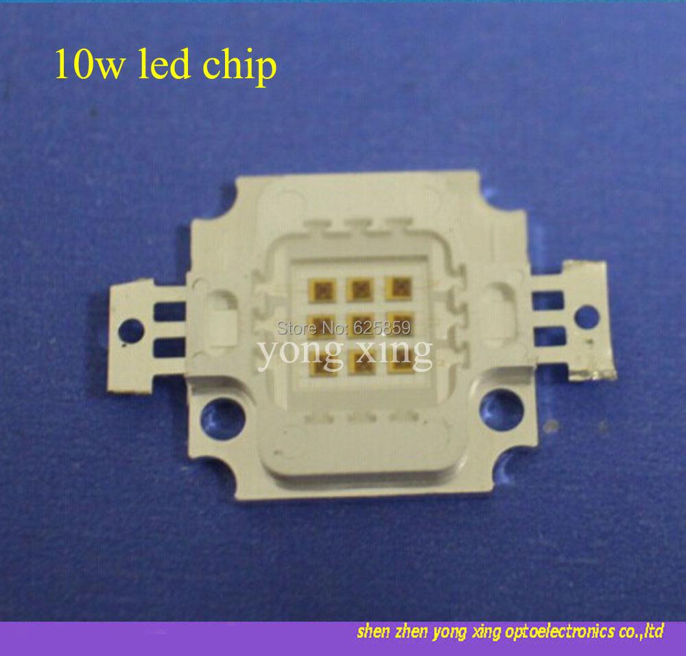 10W Infrared IR 730nm LED Light Parts 5~6V 1050mA Night Vision Fill Light(China (Mainland))