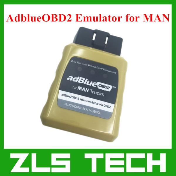 AdblueOBD2 Emulator for MAN Trucks Plug and Drive Ready Device by OBD2 AdblueOBD2 for MAN Free Shipping(China (Mainland))