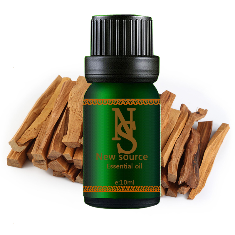 Essential Oil Spa Bath Use For Body / Aromatherapy Sandalwood Essential Oil/ Relax Spirit Free shipping 10ml A10(China (Mainland))