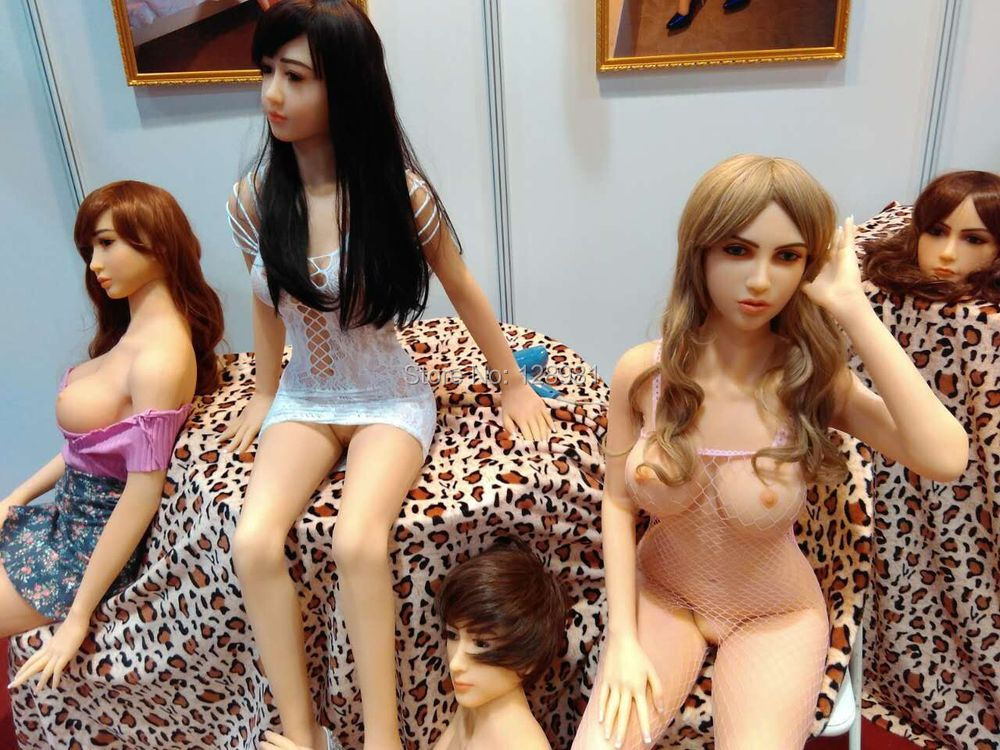 2015 new 165cm hight lifelike japanese real full silicone anime sex dolls for men big breast