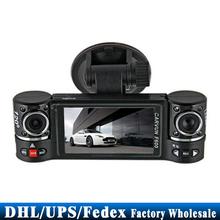 "(Wholesale) 20pcs/lot New 2.7"" Full Hd 480p Car Dvr  F600 Dash Cam Video Recorder(China (Mainland))"
