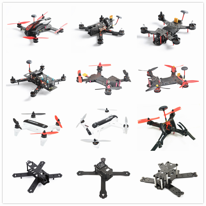 drones and frames