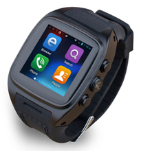 Free shipping PW3060 PW306 Android 4.4.2 Watch Phone GPSWIFIBTpedometer camera: 3.0M 720p