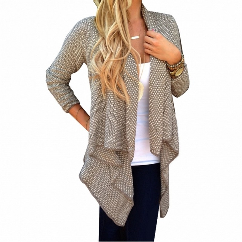 Spring-Hot-Loose-Casual-Knit-Cardigan-Pull-Femme-Womens-Cardigan-Long ...