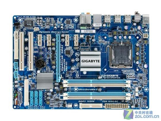 Gigabyte GA-EP43T-S3L original Motherboard EP43T-S3L DDR3 LGA 775 16GB P43 Desktop motherboard Free shipping(China (Mainland))